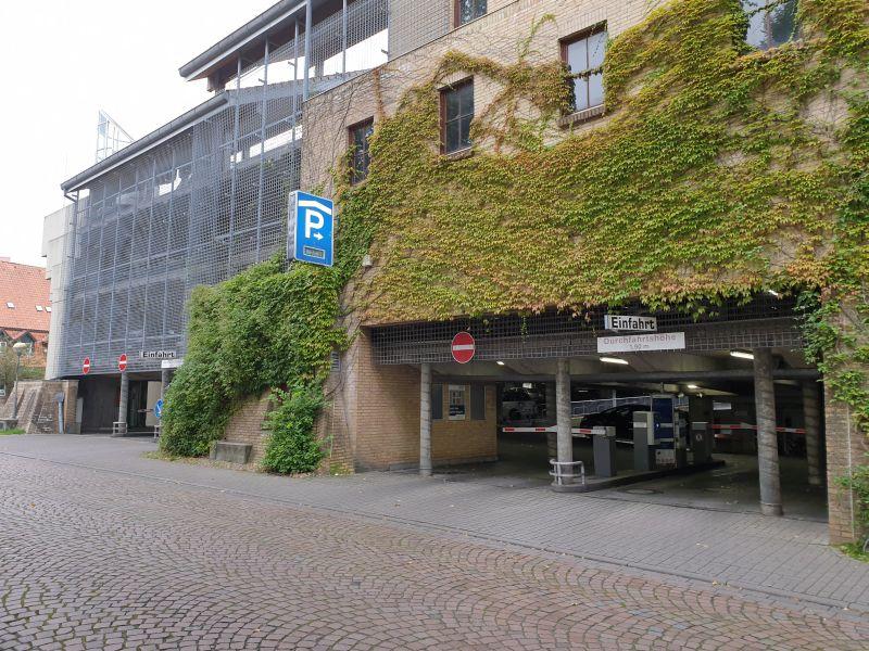 Parkhaus in Flensburg